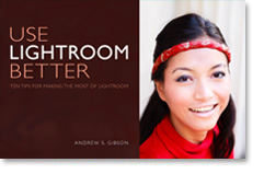 Use Lightroom Better ebook cover