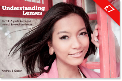 Understanding Lenses Part II photography ebook cover