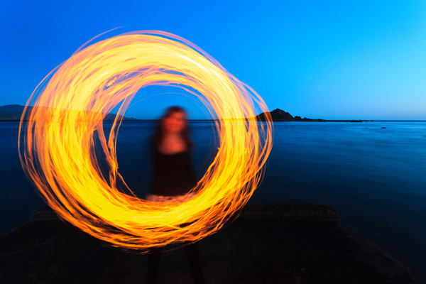 Andrew S Gibson Photography Blog Playing With Fire