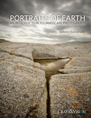 Portraits of Earth ebook cover by David duChemin