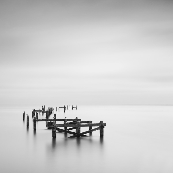 Long exposure photography by Giles McGarry