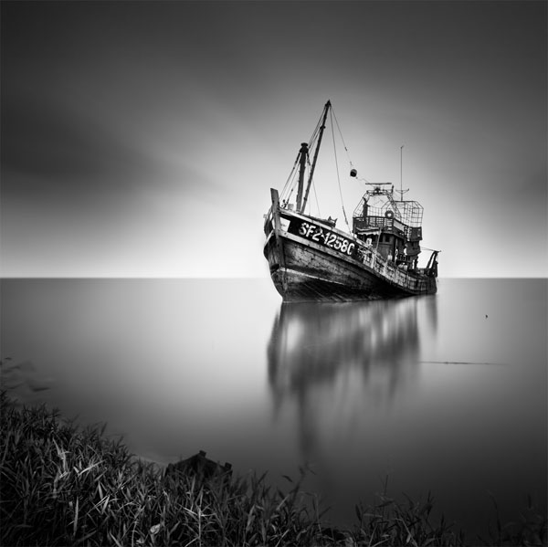 Long exposure photography by Will Le