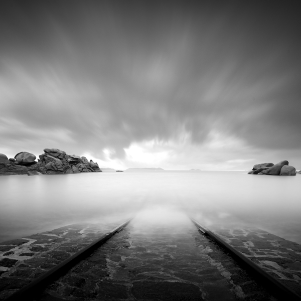 Long exposure photography by Didier Demaret