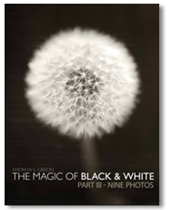 The Magic of Black & White Part III Nine Photos ebook cover