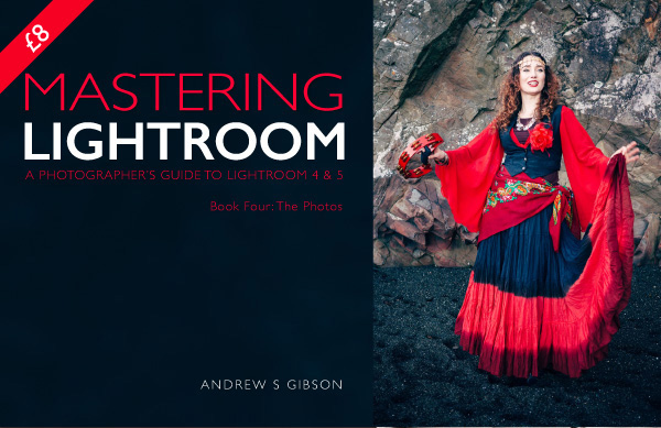 Mastering Lightroom Book Four cover