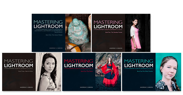 Mastering Lightroom: Book One – The Library Module (second edition)