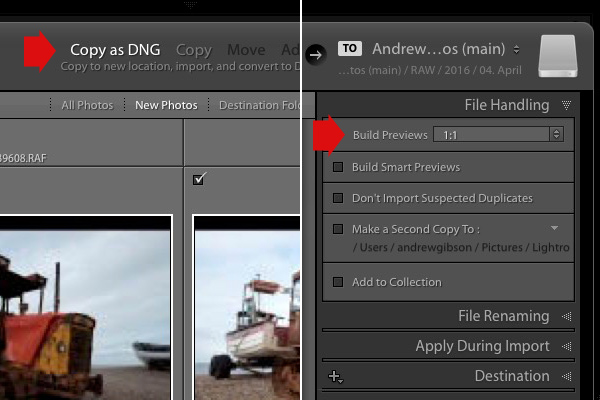 Andrew S. Gibson photography blog How to Save Time When ...