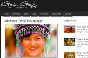 Gavin Gough travel photographer website