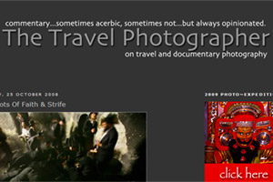 The Travel Photographer blog