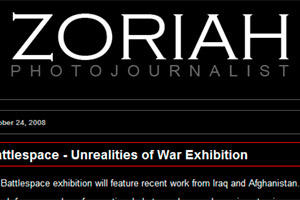 Zoriah Miller photojournalist website